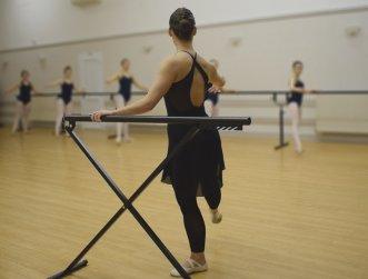 Ballet class 1 colour