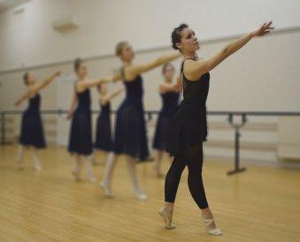 Ballet class 4 colour